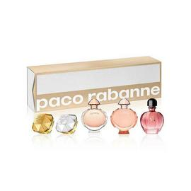 Paco Robanne Eau de Parfum Miniature Gift Set for Women