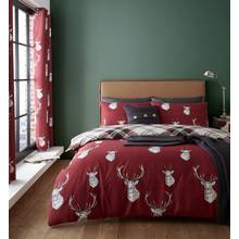 Catherine Lansfield Stag Bedding Set