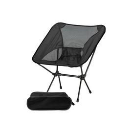 Summit Lightweight Pack Away Camping Chair - Slate Grey