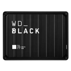WD Black P10 5TB Portable Gaming Drive for Console or PC