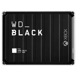 WD Black P10 5TB Portable Hard Drive