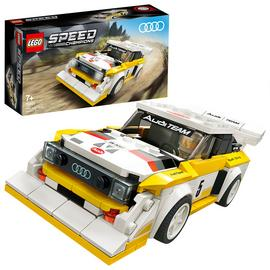 LEGO Speed Champions Audi Sport Quattro S1 Car Set - 76897