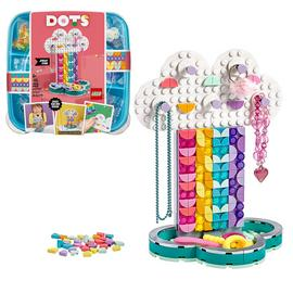 LEGO DOTS Rainbow Jewellery Stand DIY Craft Set - 41905