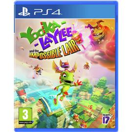 Yooka Laylee and the Impossible Lair PS4 Game
