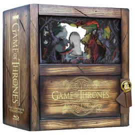 Game of Thrones The Complete Collectors Edn Blu-ray Box Set