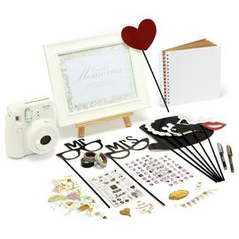 instax Mini Instant Camera Wedding Kit