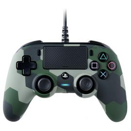 Nacon PS4 Compact Controller - Camo Green