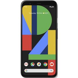 SIM Free Google Pixel 4 128GB Mobile Phone - Black