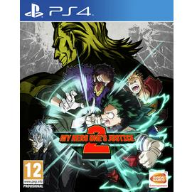 My Hero One's Justice 2 PS4 Pre-Order Game
