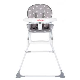 My Babiie Grey Stars Highchair