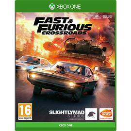 Fast & Furious: Crossroads Xbox One Game Pre-Order