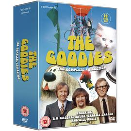 The Goodies Complete Collection DVD Box Set