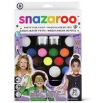 more details on Snazaroo Ultimate Party Pack Face Paint Kit.
