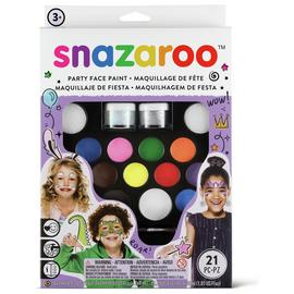 Snazaroo Ultimate Party Pack Face Paint Kit