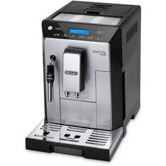 De'Longhi Eletta Plus Bean to Cup Coffee Machine - Silver
