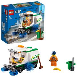 LEGO City Street Sweeper - 60249 Best Price, Cheapest Prices