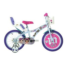 Dino Bikes LOL Surprise 16 Inch Kids Bike