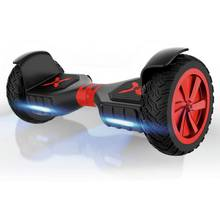Hover-1 Charger Black Mobile App Compatible Hoverboard
