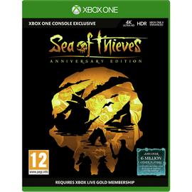 Sea of Thieves Anniversary Edition Xbox One Game