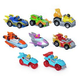 PAW Patrol True Metal Superpaws DieCast Vehicles Gift Set