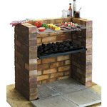 more details on Built-in Charcoal BBQ.