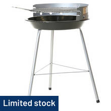 35cm Round Charcoal BBQ