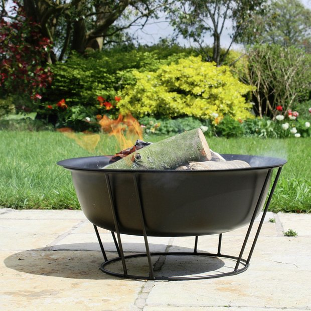 Pretty Buy Fire Pits At Argoscouk  Your Online Shop For Home And Garden With Exciting  More Details On La Hacienda Steel Fire Pit With Breathtaking National Open Gardens Also Large Garden Ponds In Addition Notcutts Garden Centre St Albans And Nuffield Health Covent Garden Timetable As Well As  Seater Garden Bench Additionally Garden Hose Extension Pole From Argoscouk With   Exciting Buy Fire Pits At Argoscouk  Your Online Shop For Home And Garden With Breathtaking  More Details On La Hacienda Steel Fire Pit And Pretty National Open Gardens Also Large Garden Ponds In Addition Notcutts Garden Centre St Albans From Argoscouk
