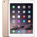more details on iPad Air 2 Wi-Fi Cellular 64GB - Gold.