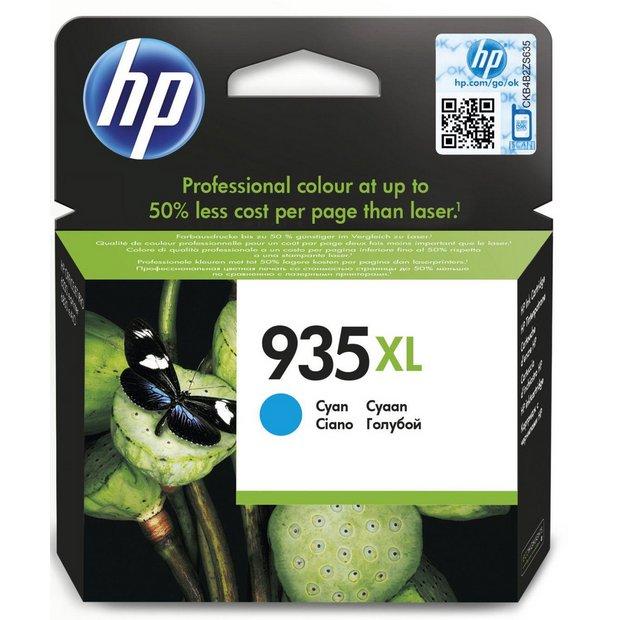 Buy Hp 935xl High Yield Cyan Original Ink Cartridge