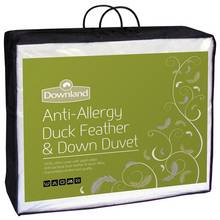 Downland 13.5 Tog Duck, Feather and Down Duvet