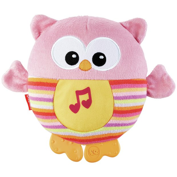 Buy Fisher-Price Soothe & Grow Pink Owl at Argos.co.uk