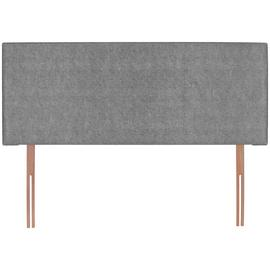 Airsprung Penrose Double Headboard - Grey