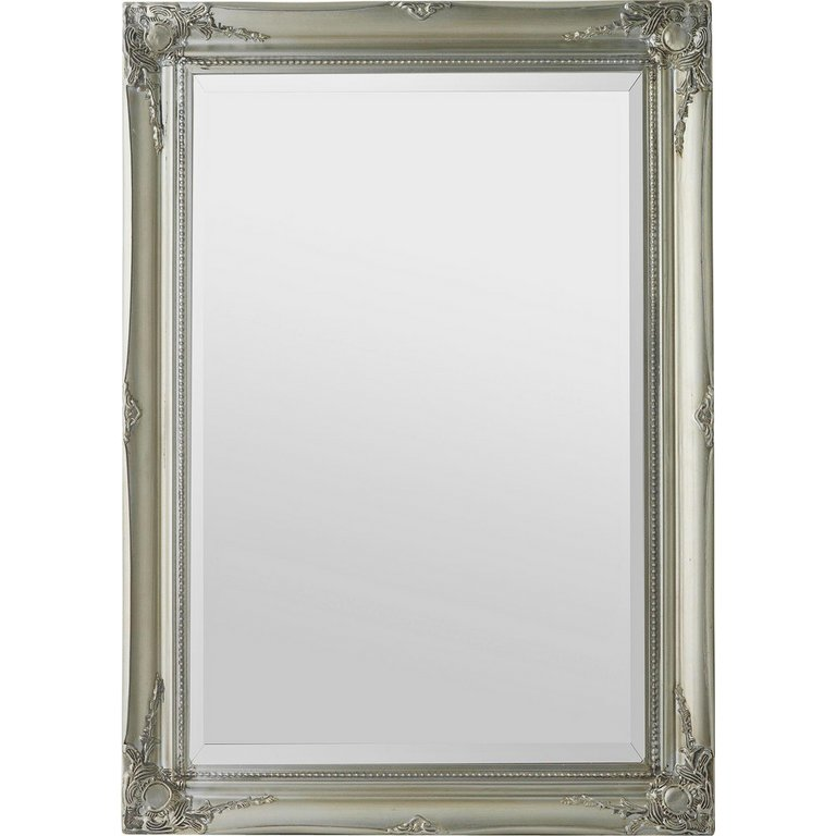 Buy bathroom mirror online - Buy Heart Of House Maissance Wall Mirror Silver At Argos