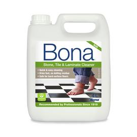 Bona Stone, Tile & Laminate Floor 4L Cleaner Solution Refill