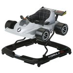 more details on Formula Baby Walker - Silver.