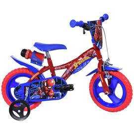 Marvel Ultimate Spider-Man 12 Inch Kids Bike
