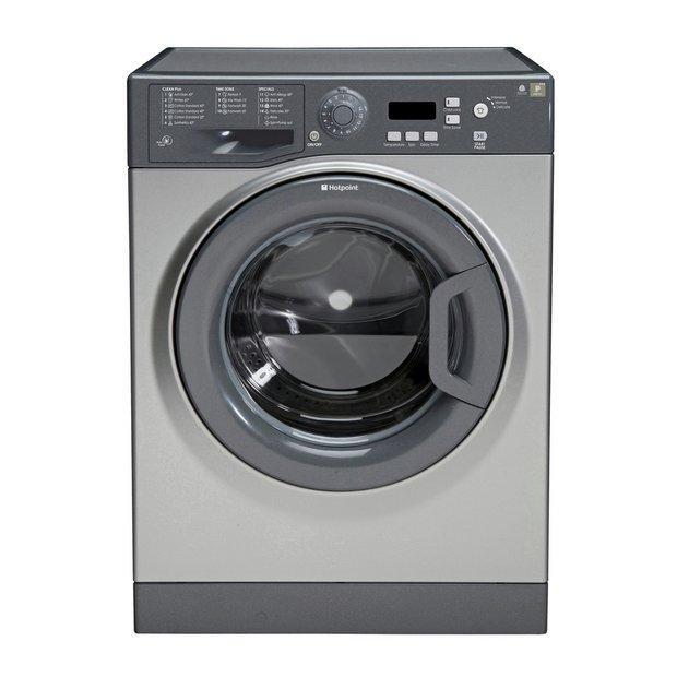 buy hotpoint wmxtf842g 8kg 1400 spin washing machine. Black Bedroom Furniture Sets. Home Design Ideas