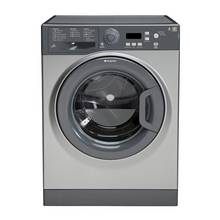Hotpoint WMXTF842G 8KG 1400 Spin Washing Machine - Graphite