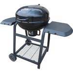 more details on Grill King 56cm Kettle Wagon BBQ.
