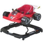 more details on Formula Baby Walker - Red.