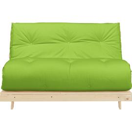 Argos Home Tosa 2 Seater Futon Sofa Bed - Green