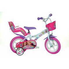 Barbie 12 Inch Kids Bike