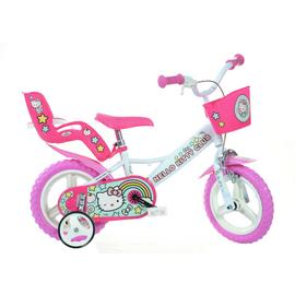 Hello Kitty 12 Inch Kids Bike