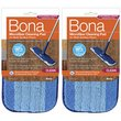 more details on Bona Set of 2 Microfibre Floor Pads