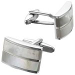 more details on Mother of Pearl Cufflinks.