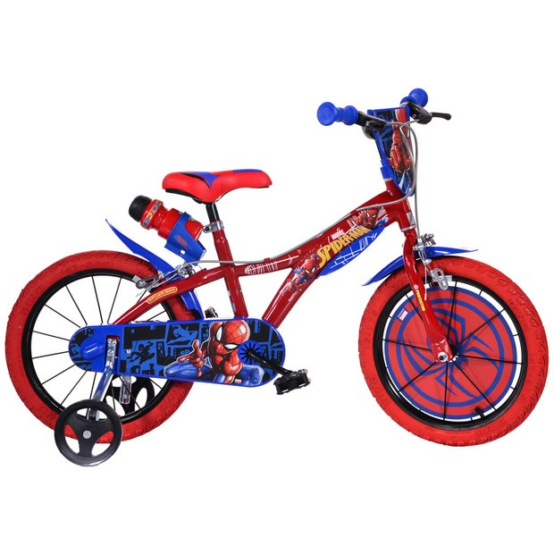 Buy Ultimate Spider Man 14 Inch Kids Bike Kids Bikes Argos