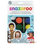 more details on Snazaroo Primary Face Paint Kit.