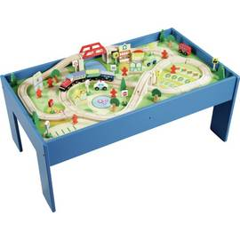 Toy Trains Wooden Electric Train Sets For Kids Argos