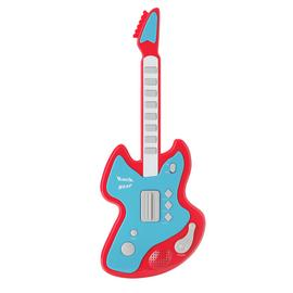 Chad Valley Electronic Guitar - Red