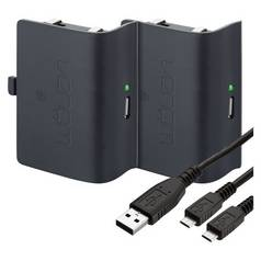 fc689848ab36 Xbox One Twin Rechargeable Battery Pack